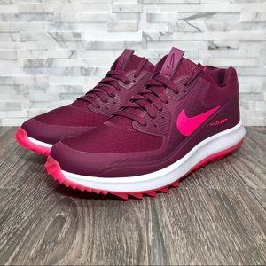 NWOT Nike Air Zoom 90 IT Womens Golf Shoes